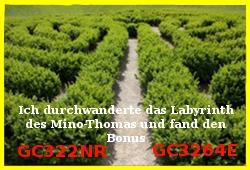 Labyrinth des Mino-Thomas
